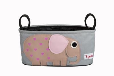 Kinderwagentasche 3 Sprouts - Elefant