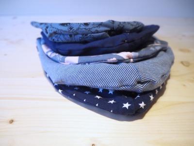 Mädchenrock Musselin rosa - handmade Skirt