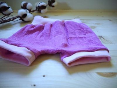 Kinderkissen beige Herzen - Dekokissen Kinderzimmer