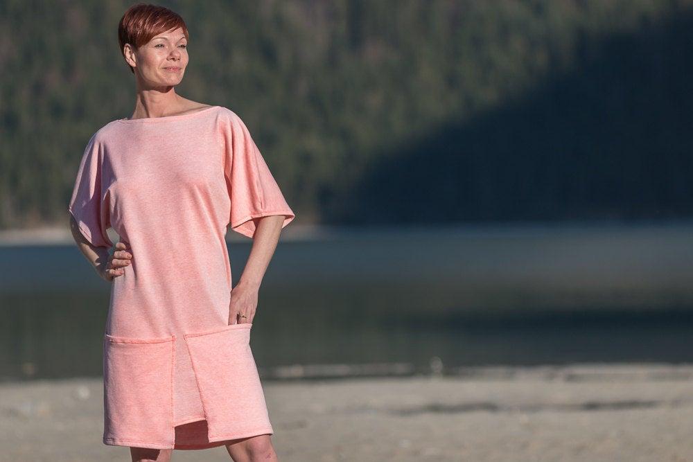 Kleid Qube Sommerkleid ROTETULPE 3