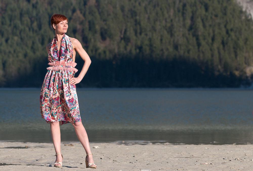 Boho Kleid Sommer 4