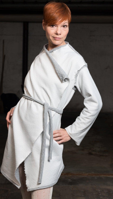 ROTETULPE Strickjacke Wolle 4