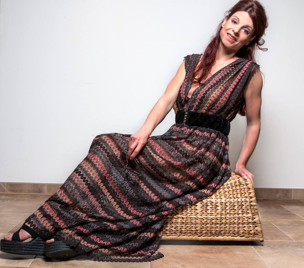 Maxi Kleid aus Spitze 2