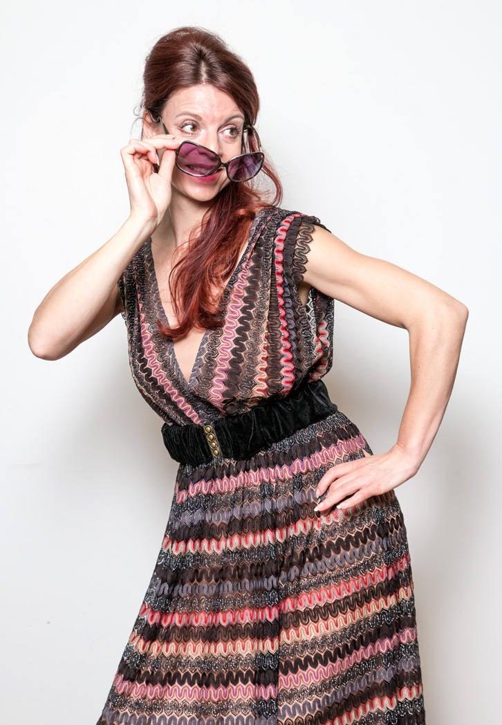 Maxi Kleid aus Spitze 4