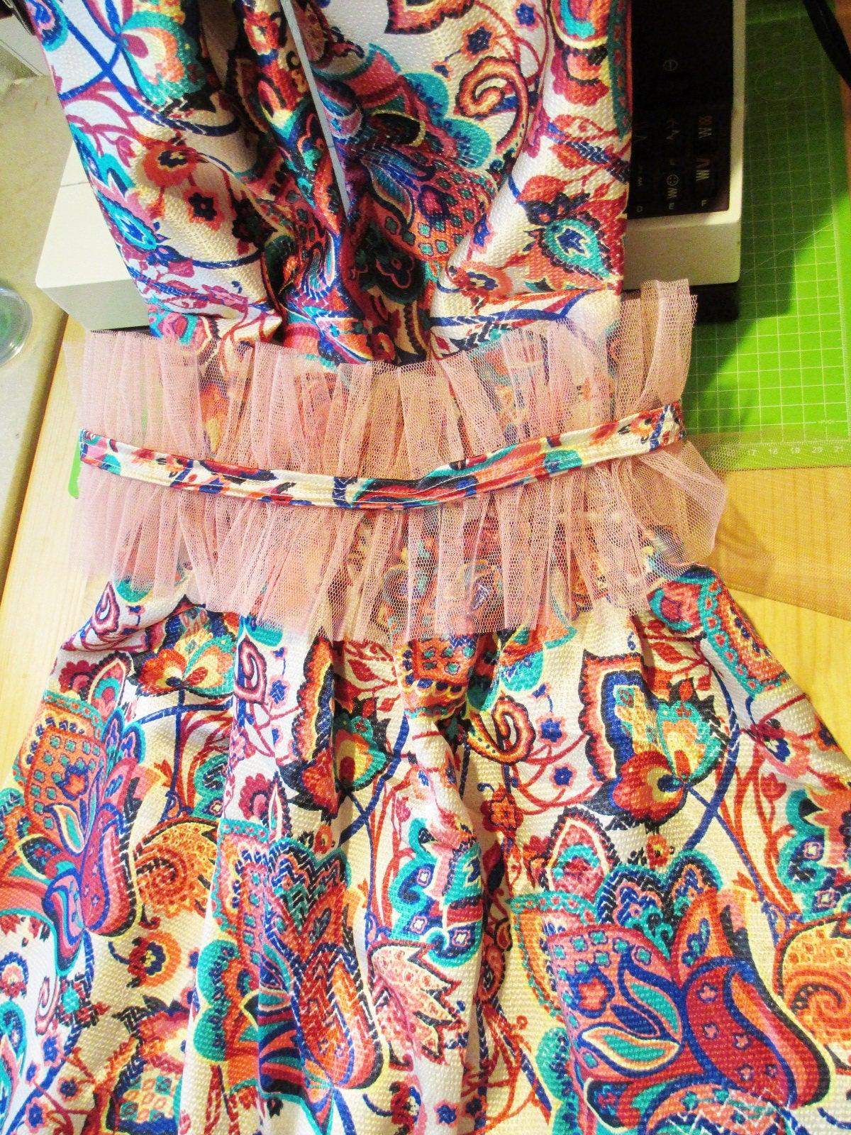 Boho Kleid Sommer 6