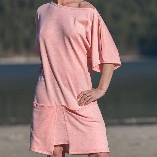 Kleid Qube Sommerkleid ROTETULPE 5