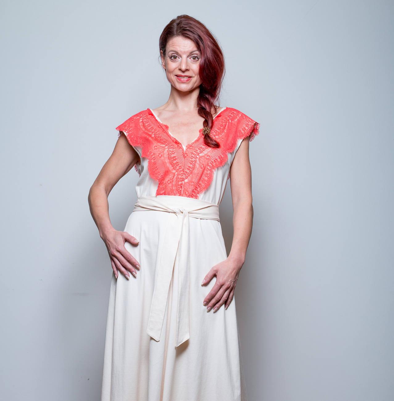 Kleid Jolie Wickelkleid 4