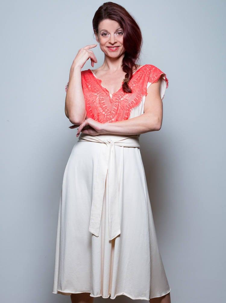 Kleid Jolie Wickelkleid 5