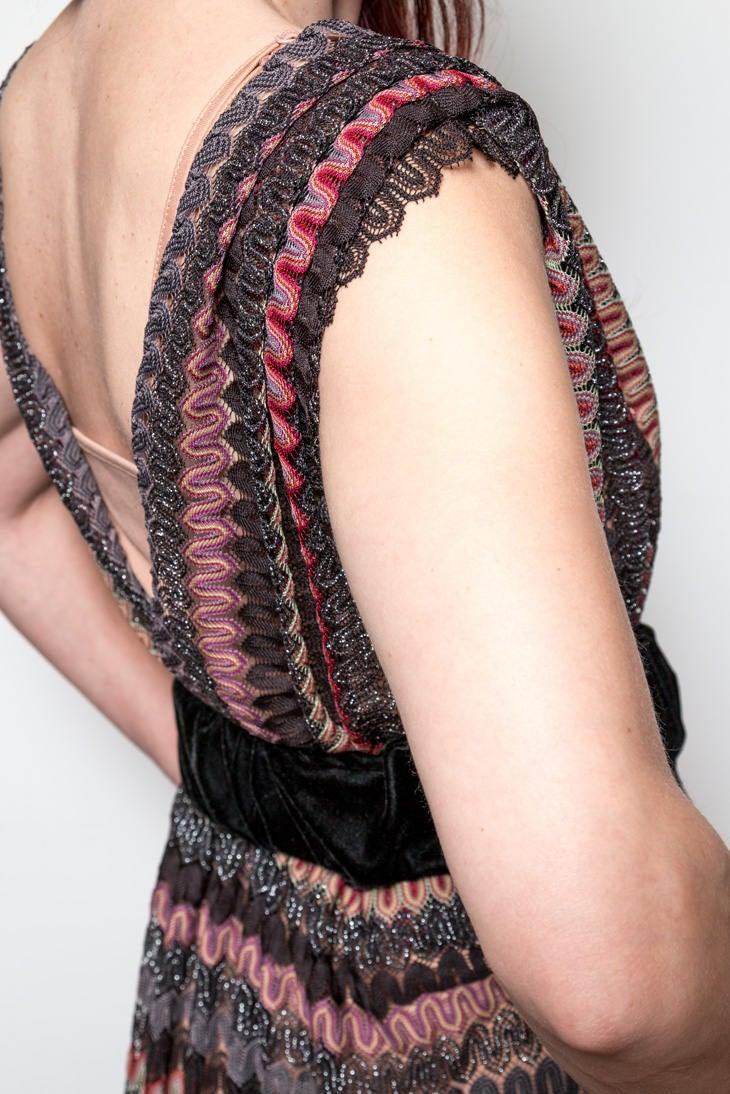 Maxi Kleid aus Spitze 3