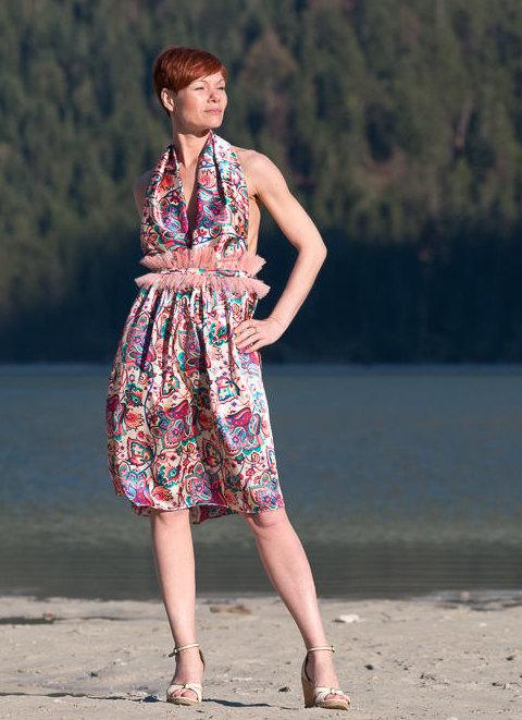 Boho Kleid Sommer 9