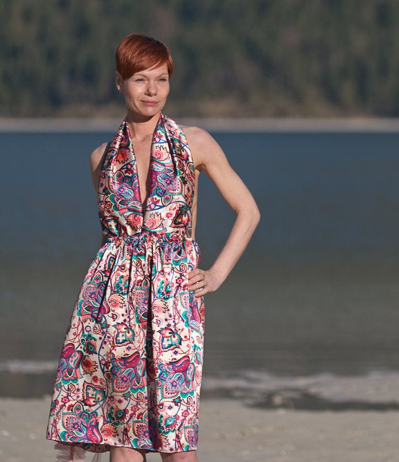 Boho Kleid Sommer 10