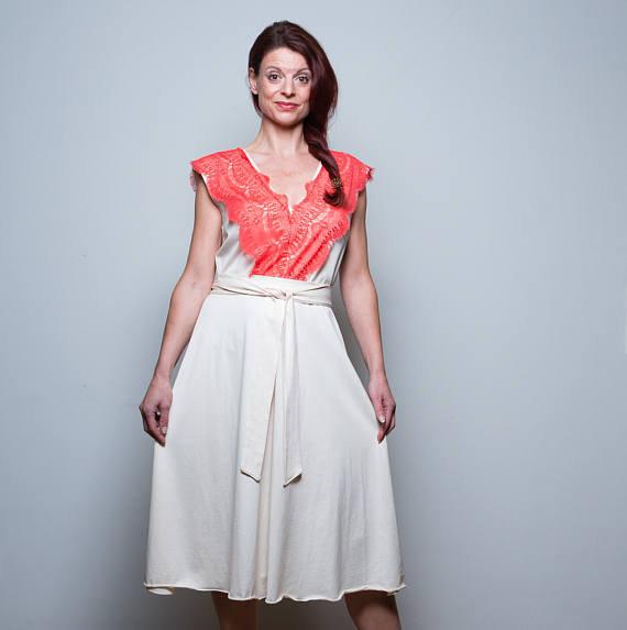 Kleid Jolie Wickelkleid 6
