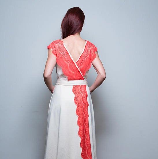 Kleid Jolie Wickelkleid 7