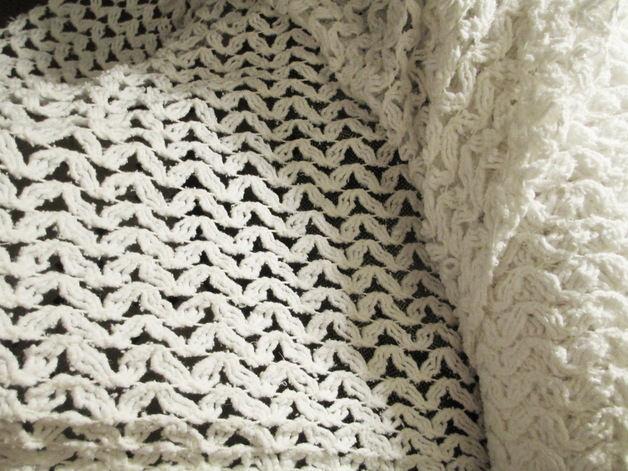 Strickjacke Weiß Sommer Cardigan 7