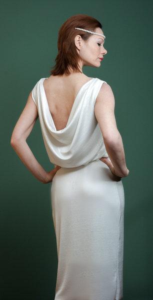 Kleid Brautkleid Paris ROTETULPE 2