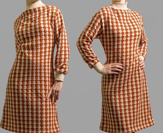 Kleid Rio Strickkleid mit Rollkragen 7
