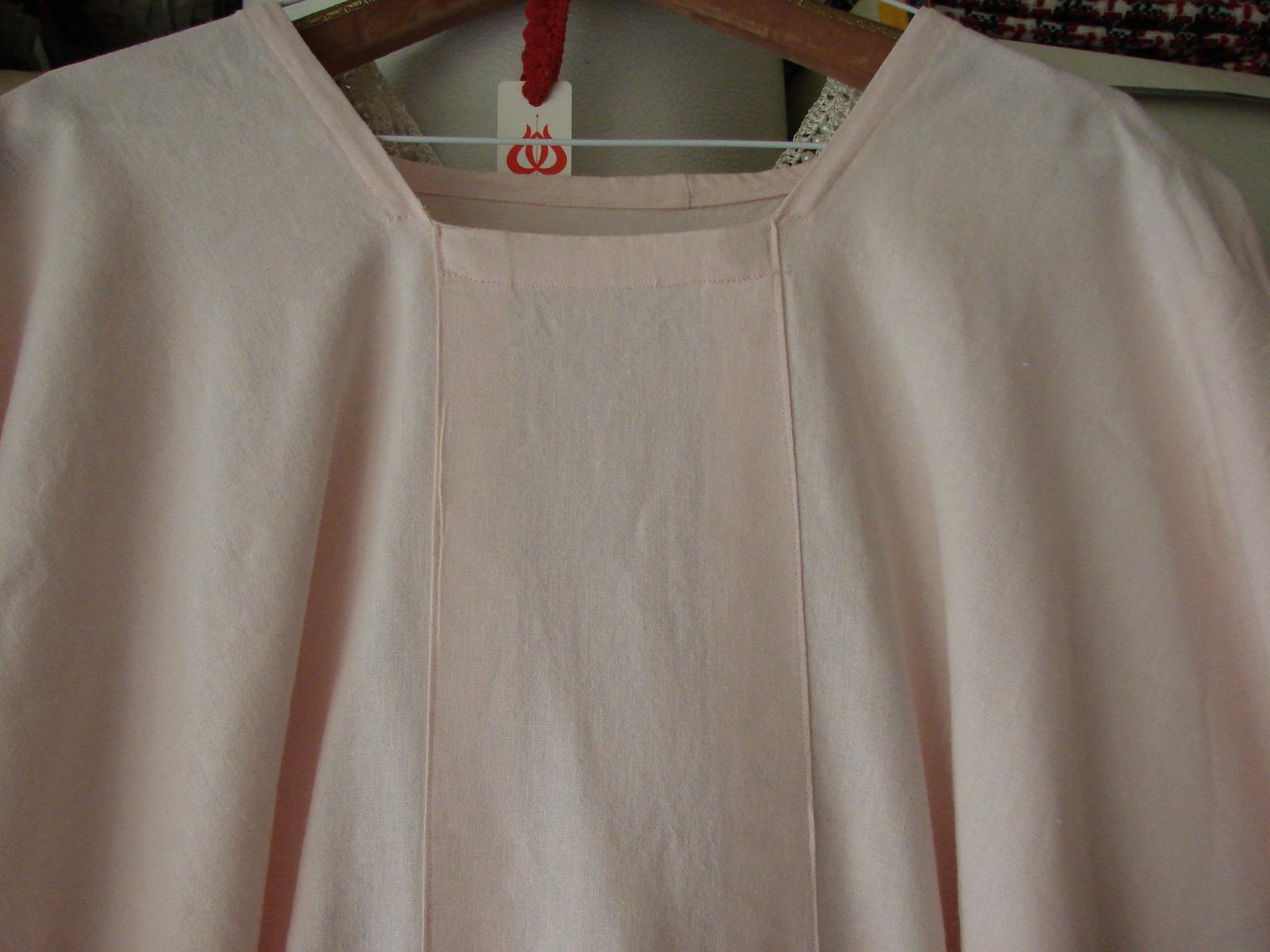 Leinen Kleid Kandy schlichtes Sommerkleid 10