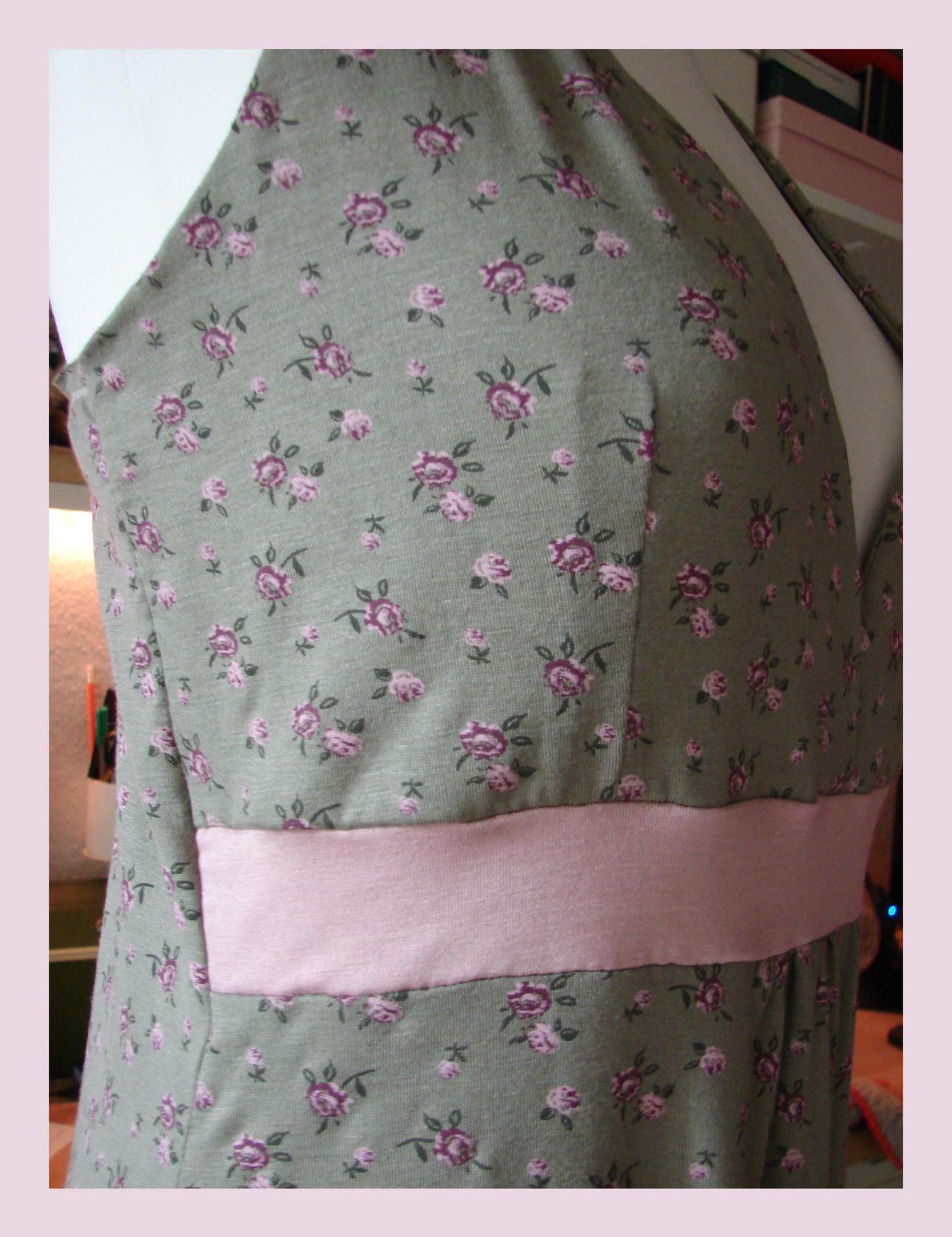 Kleid mit Blumenmuster Boho Kleid 9