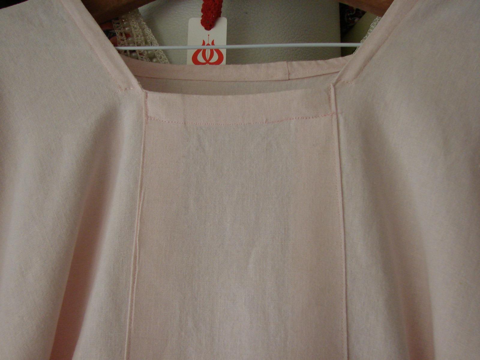 Leinen Kleid Kandy schlichtes Sommerkleid 7