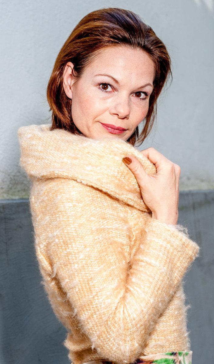 Warme Winter Pullover Grobstrick Rollkragen Pullover