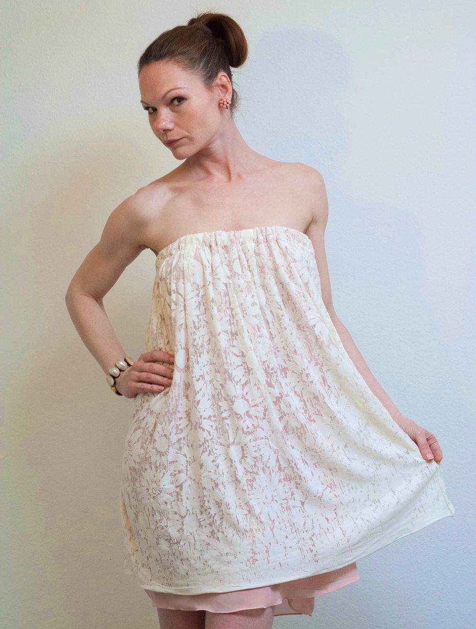 kleid roma sommerkleid, boho kleid, weiß / brautrock/ kleid aus spitze