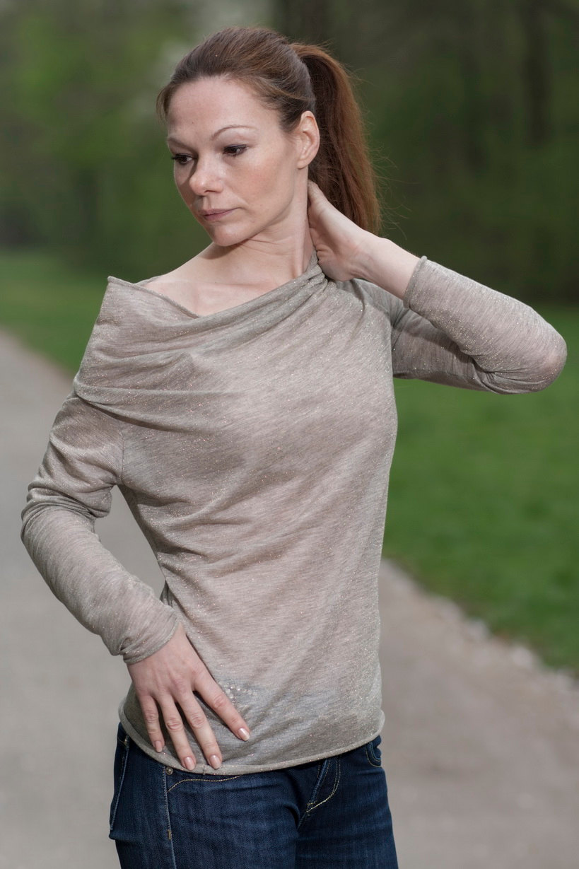 Pullover Shirt Dalma Wasserfall Shirt 2