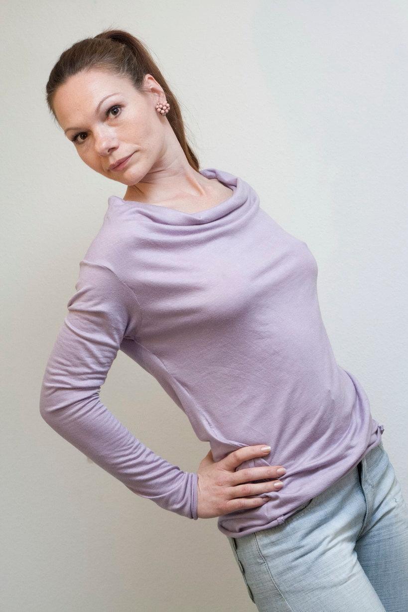 Pullover Shirt Dalma Wasserfall Shirt 4