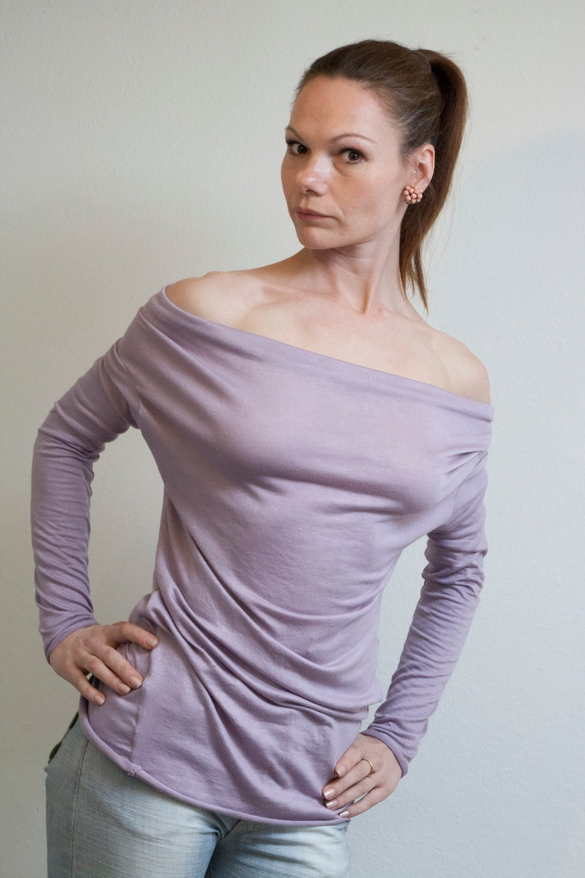 Pullover Shirt Dalma Wasserfall Shirt 5