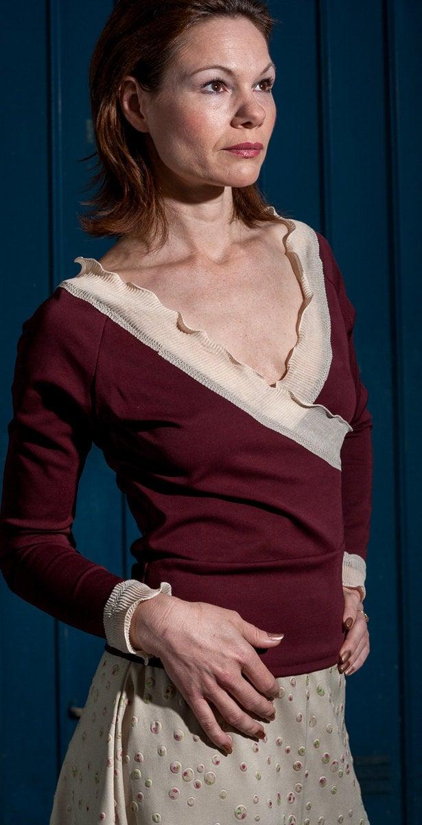 ROTETULPE Pullover elegant 2