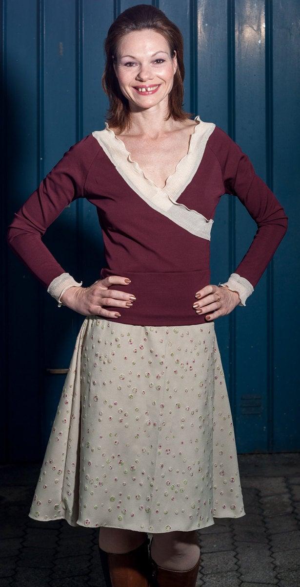 ROTETULPE Pullover elegant 5