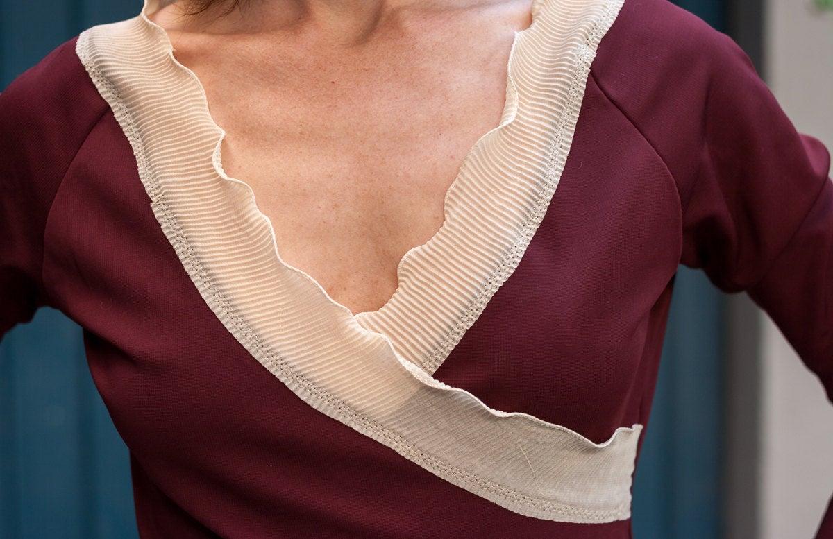 ROTETULPE Pullover elegant 4