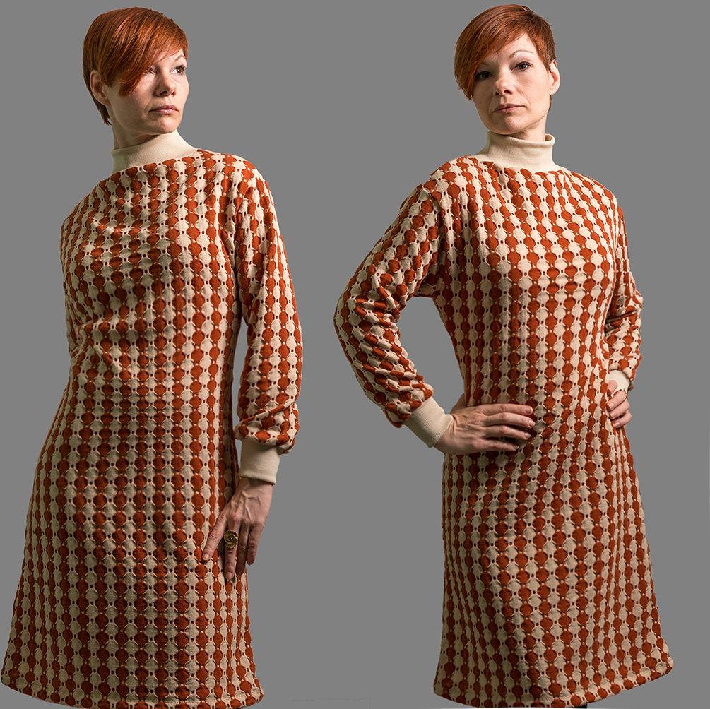 Kleid Rio Strickkleid mit Rollkragen 5
