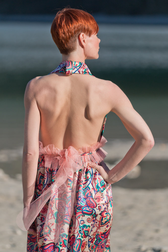 Boho Kleid Sommer