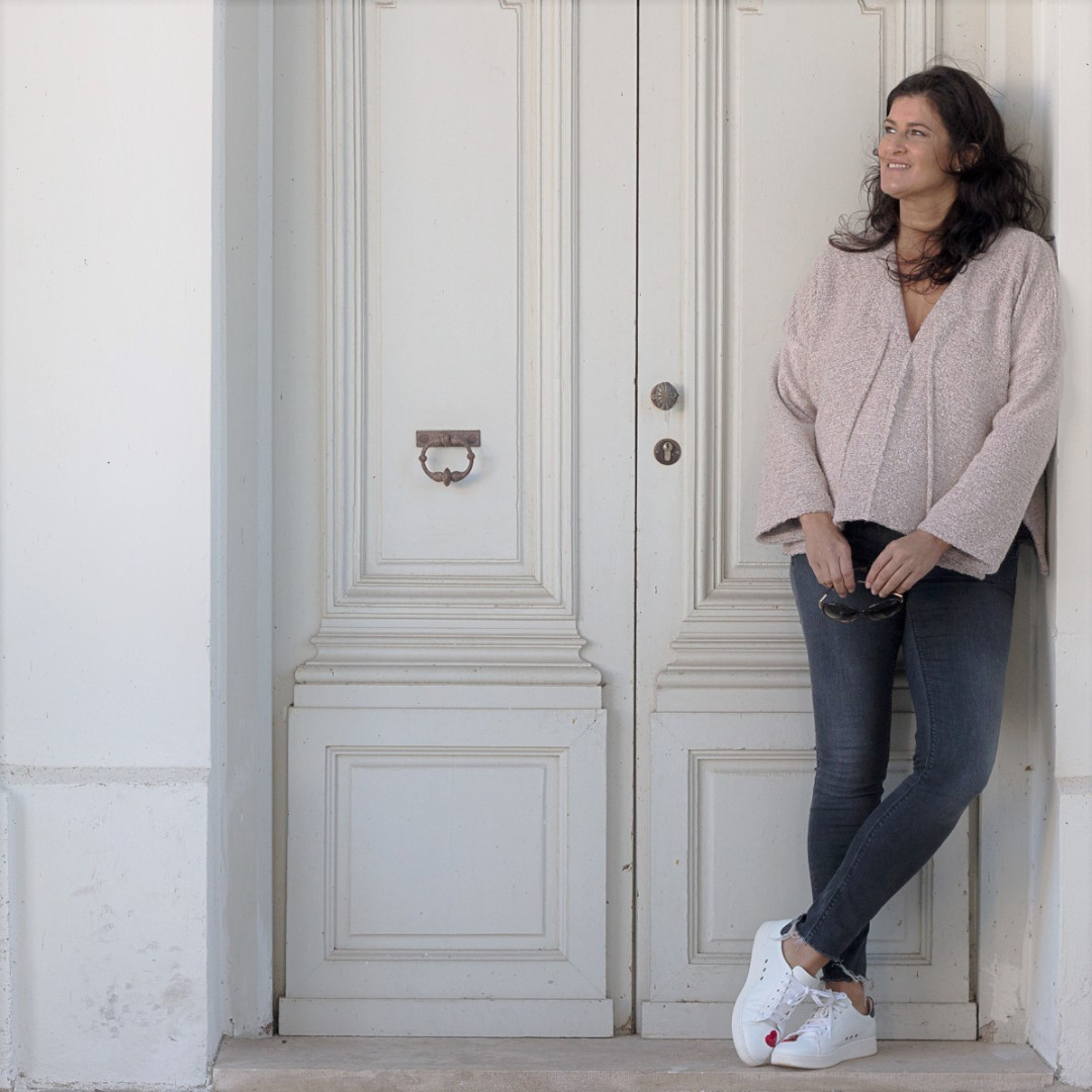ROTETULPE Pullover in Rosa