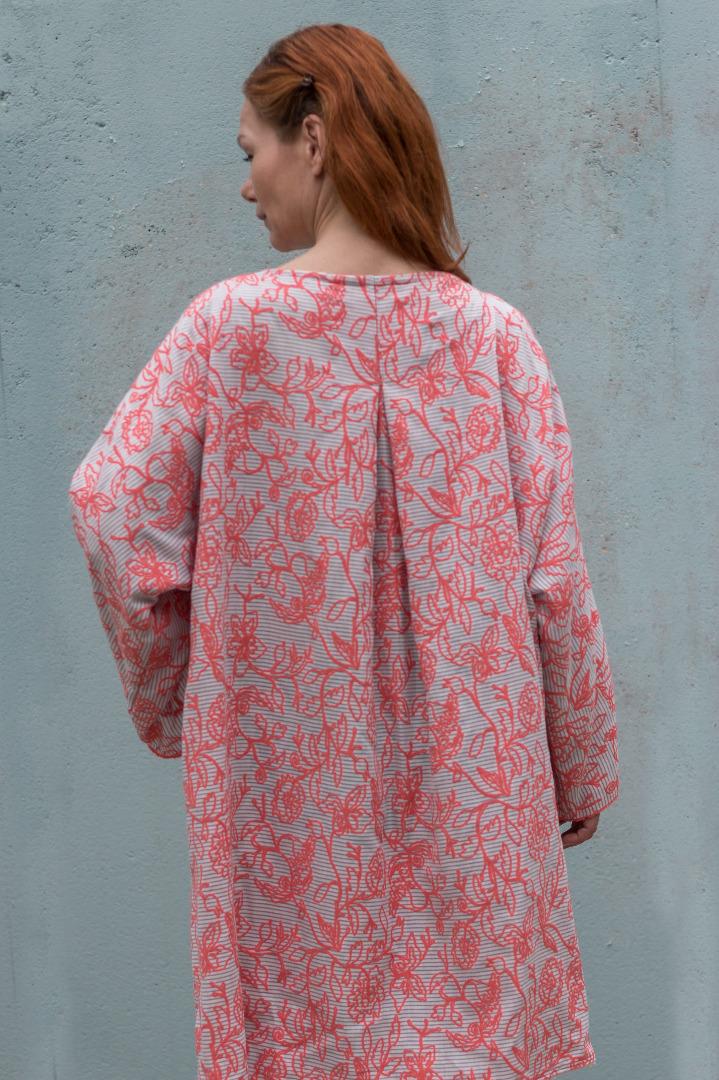 Boho Kleid Mirabell Sommerkleid 4