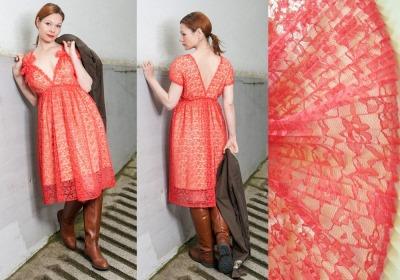 Boho Kleid New York Brautkleid Sommerkleid
