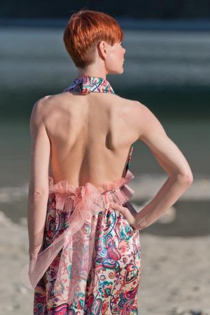 Boho Kleid Sommer - Kleid Liberté
