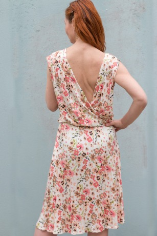 Kleid Freiheit - Sommerkleid