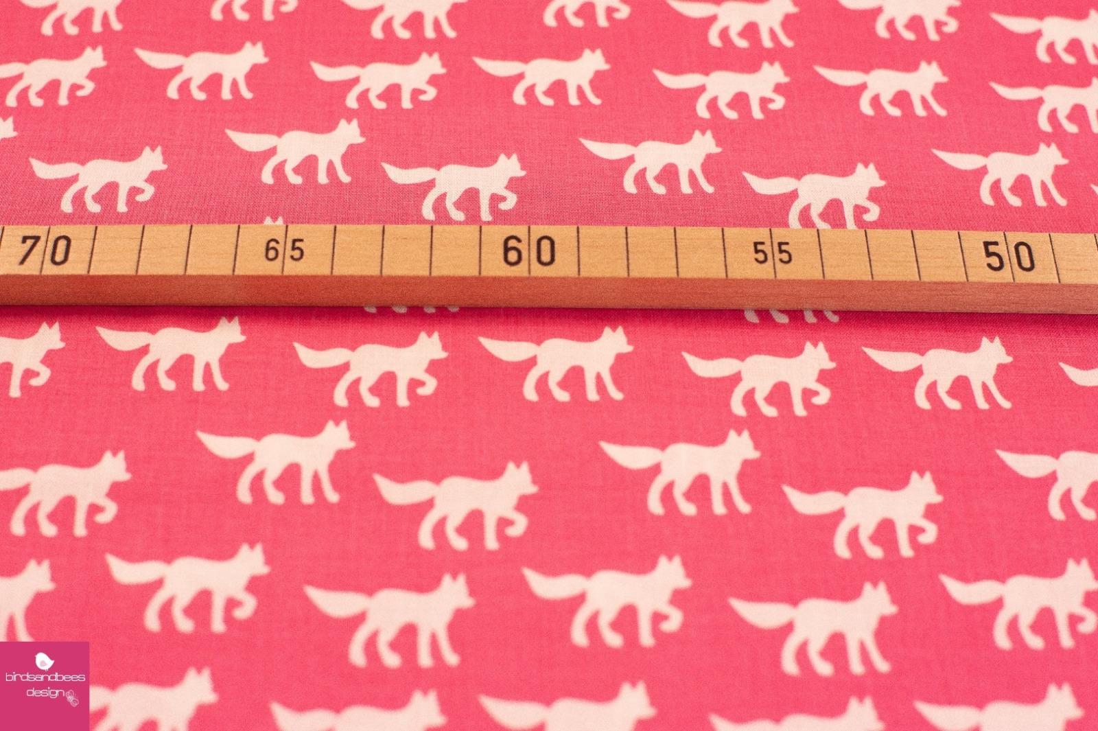 fox pink by Copenhagen Print