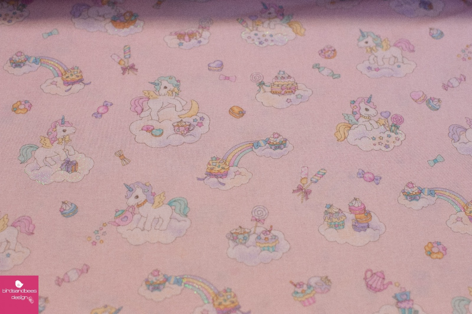unicorns rosa von cosmo