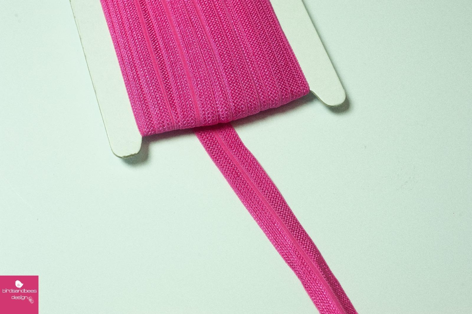 Faltgummi 1m 20mm - Pink