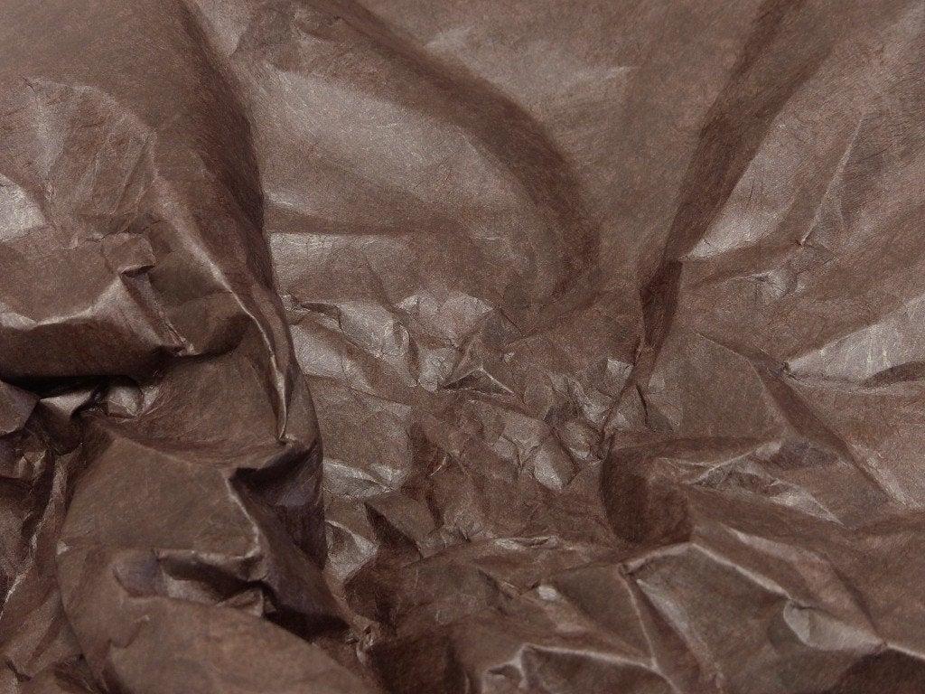 Synthetisches Papier braun 2