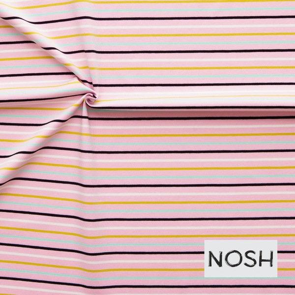 Ministreifen rosa NOSH Organics Jersey