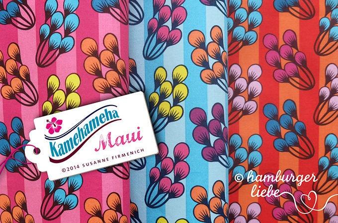 KAMEHAMEHA Maui pink Jersey HHL