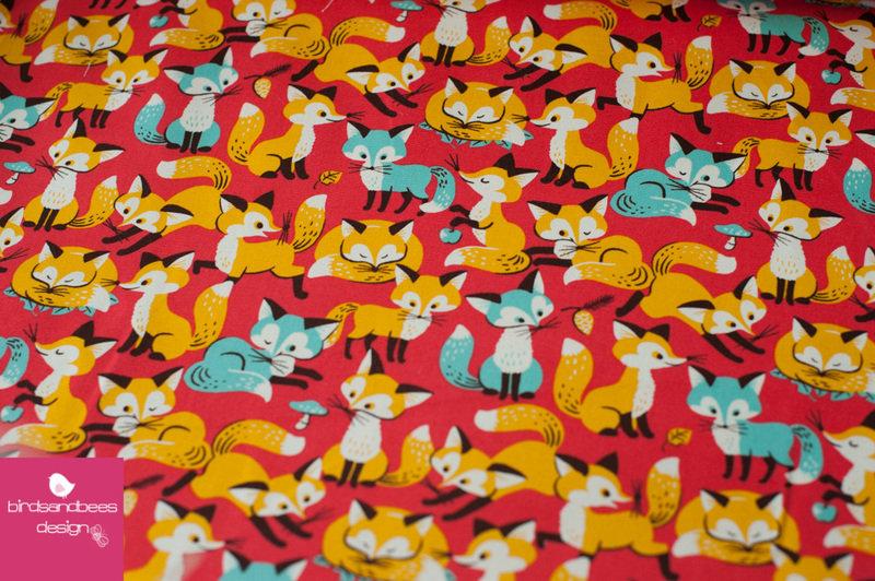 Foxes von COSMO Canvas 2