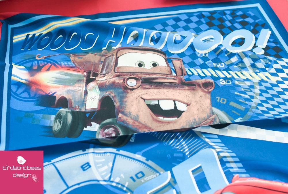 Disney CARS Speed racing PANEL 3