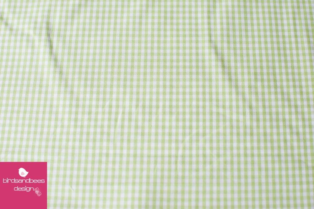 VICHY Karo hellgrün