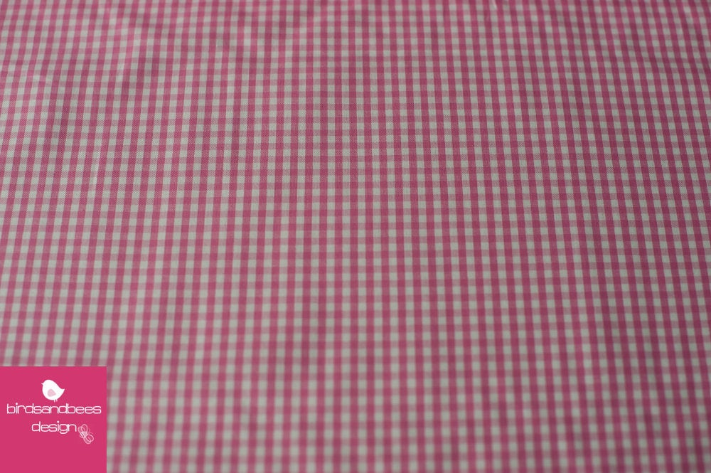VICHY Karo pink