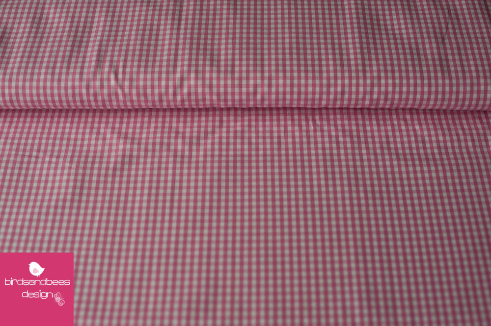 VICHY Karo pink 2