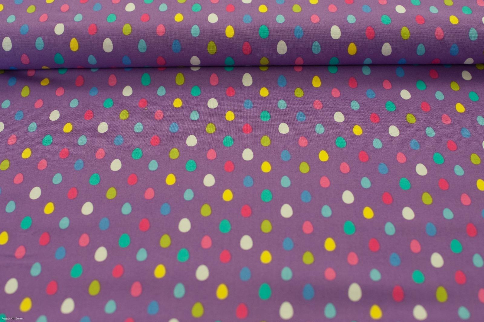 Egg Dot lila Michael Miller 4